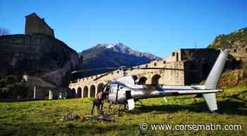 Un chantier de haut vol à Corte - Corse-Matin