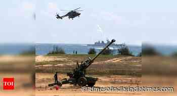 India third-largest military spender after the US and China