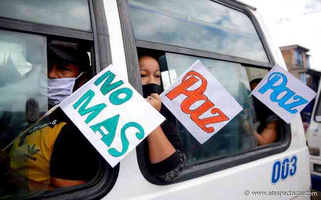 Masacre en Santander de Quilichao (Cauca): Gobernación ofrece 50 millones de recompensa - El Espectador