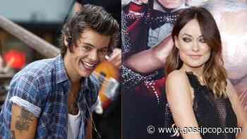 Report Claims Olivia Wilde, Harry Styles 'Cooling Off' After She's Spotted Alone In London - Gossip Cop