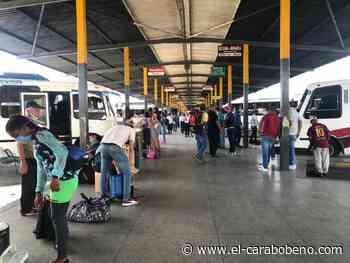Terminal de San Antonio del Táchira estará operativo durante semana de flexibilización - El Carabobeño