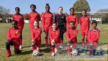 Barking & Dagenham girls better Bexley in National Cup tie - Barking and Dagenham Post