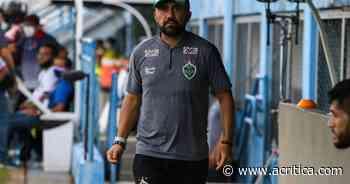 Mesmo com a vantagem obtida em Itacoatiara, Luizinho afirma: 'Não tem nada ganho'   Esportes - A Crítica