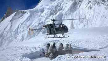Two Army soldiers killed in avalanche in Siachen