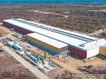 Ternium inaugura su centro industrial Palmar de Varela - Portafolio.co