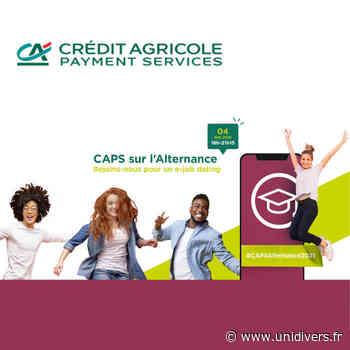 E-jobdating CAPS mardi 4 mai 2021 - Unidivers