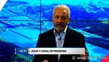 Ricaurte Vásquez habla sobre casos de Covid-19, el canal de Suez y el agua - TVN Noticias