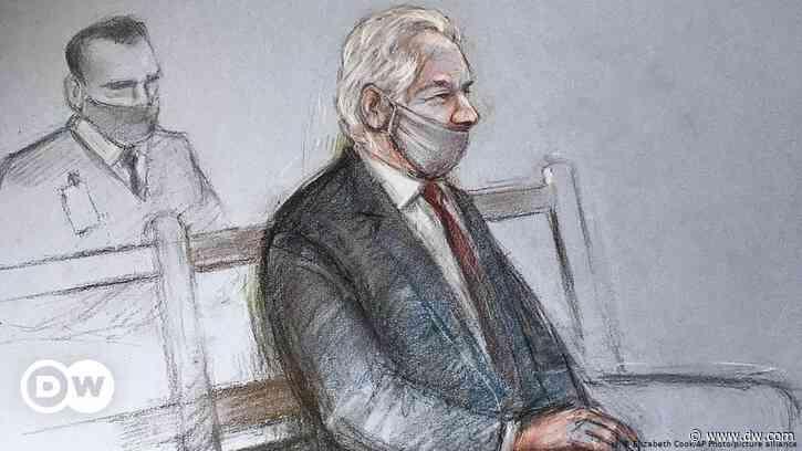 Ausgehöhlte Rechtsstaatlichkeit: Der Fall Julian Assange   DW   19.04.2021 - DW (Deutsch)