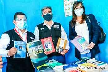 Internos del establecimiento penitenciario Huanta reciben libros y módulos de lectura - El Peruano