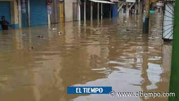 Más de 1.500 familias afectadas por inundaciones en Barbacoas, Nariño - El Tiempo