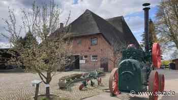 Lensahn : Museumshof öffnet nach Umbaupause wieder seine Türen   shz.de - shz.de