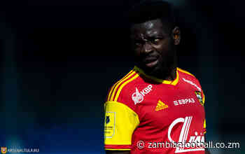 Russia: Action for Evans Kangwa as Arsenal Tula fall at Rostov - zambianfootball.co.zm