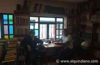 El libro perdido en Circasia - El Quindiano S.A.S.