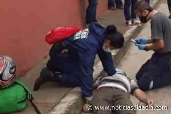 Murió de infarto fulminante en plena vía de Fusagasugá, Cundinamarca. - Noticias Día a Día