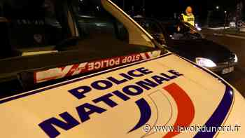De Libercourt à Auchy-lez-Orchies, une course-poursuite mobilise de nombreux policiers - La Voix du Nord