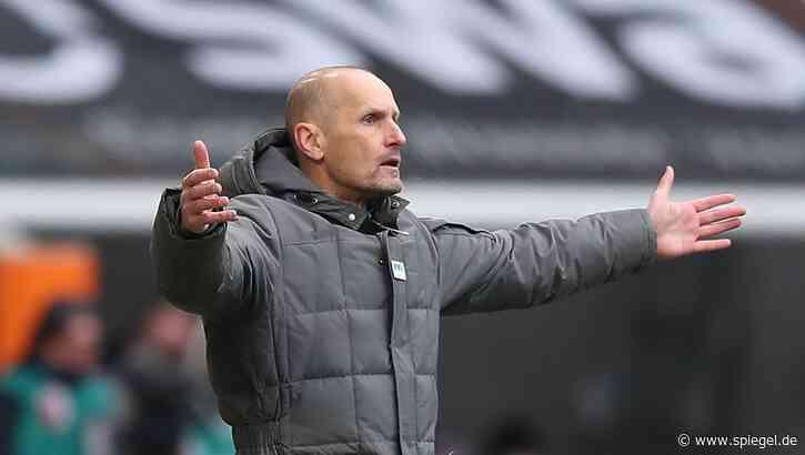Fußball-Bundesliga: Augsburg trennt sich von Trainer Herrlich - DER SPIEGEL