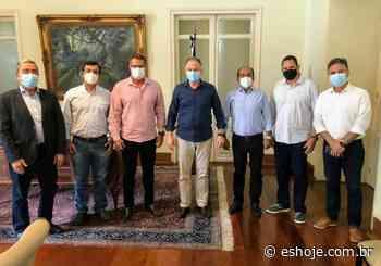 Casagrande se reúne com lideranças de Aracruz, menos Erick Musso - ES Hoje