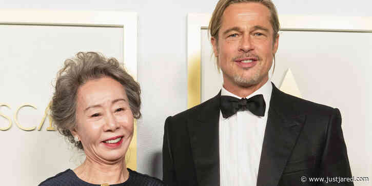 Youn Yuh-jung Says She Isn't Planning to Act Alongside Brad Pitt Anytime Soon - Here's Why