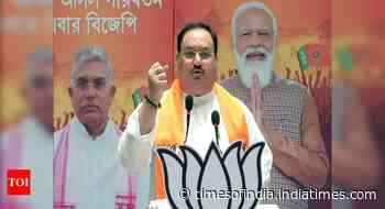 People in 'high' positions should 'weigh words', says BJP chief JP Nadda