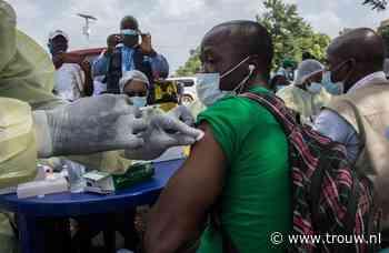 3 Pandemie Guinee lanceert vaccinatiecampagne tegen ebola - Trouw