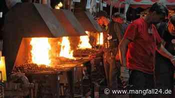 Die Feuer bleiben aus: Kolbermoor sagt Schmiede-Biennale 2021 wegen Corona erneut ab - mangfall24.de