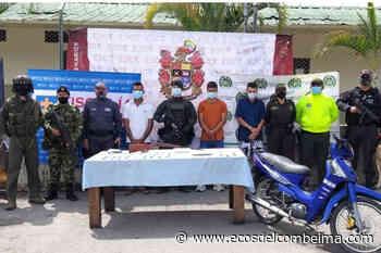 Autoridades capturaron a integrantes de la organización 'Planadas' - Ecos del Combeima