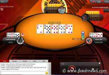 Makarov Falls to Studart | PokerStars SCOOP 2021 - PokerNews.com