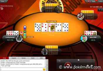 Makarov Earns the Second Knockout, Too | PokerStars SCOOP 2021 - PokerNews.com