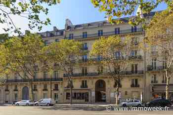 "Paris : Barnes commercialise le ""99 Malesherbes"" - Immoweek"