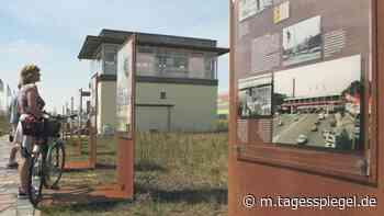 Das Museum Kleinmachnow soll Weltgeschichte am Zonenrand erzählen - Tagesspiegel