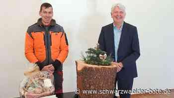 Hornberg - Beruf ist noch immer sehr spannend - Schwarzwälder Bote
