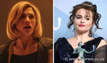 Doctor Who: Jodie Whittaker 'replaced' by Helena Bonham Carter as former star speaks out - Express