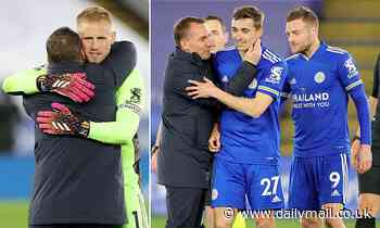 'He has done wonders for us': Kasper Schmeichel hails 'perfect manager' Brendan Rodgers
