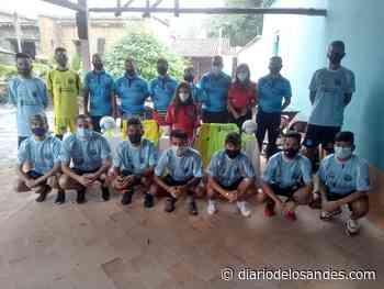 Guerreros de Boconó listos para debutar en la liga nacional de futsala - Diario de Los Andes