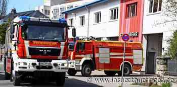 Freiwillige Feuerwehr Arnstadt - Abschied von der alten Feuerwache - inSüdthüringen