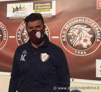 """Locri, Caridi: """"Gol del pareggio evitabile, non abbiamo espresso il nostro solito gioco"""" - Reggio Nel Pallone"""