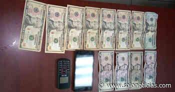 Exigía fuertes cantidades de dinero por llamadas telefónicas en Santiago Nonualco - Solo Noticias