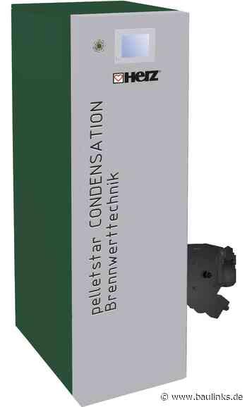 Modulare Pellet-Brennwertkessel von HERZ mit schlanken Einbringmaßen