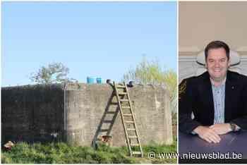"""Onveilige bunker decor van lockdownfeestje: """"De aanwezige ro... (Haacht) - Het Nieuwsblad"""