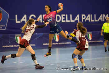 Jomi Salerno, vittoria contro Cassano Magnago. — Gazzetta di Salerno - Gazzetta di Salerno