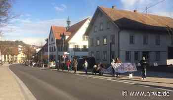 """Montagsdemos in Dunningen: """"der blanke Hohn"""" - Neue Rottweiler Zeitung online"""