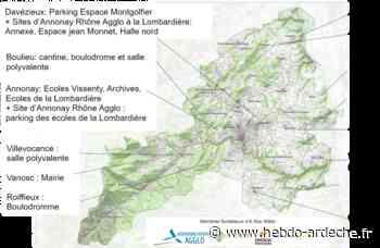 Annonay Rhône Agglo - Du photovoltaïque sur les toits - Hebdo de l'Ardèche