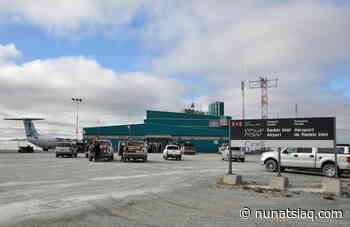 COVID-19 returns to Rankin Inlet aboard flight from Iqaluit - Nunatsiaq News