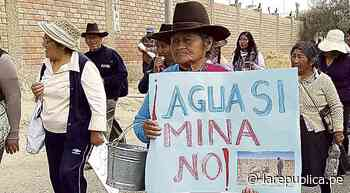 Tacna: Ministro de Agricultura estará en mesa de diálogo en Candarave | lrsd - LaRepública.pe