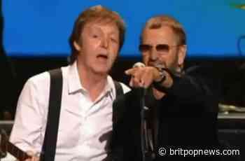 Ringo Starr Leaks Sad Paul McCartney Wife Photo - Britpopnews