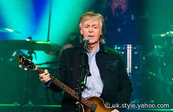 Paul McCartney: Bob Dylan got The Beatles stoned - Yahoo Lifestyle UK