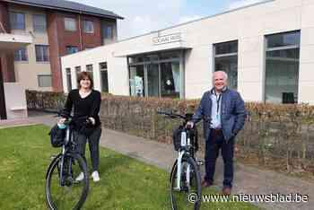 Twee elektrische fietsen voor sociale dienst