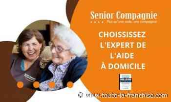 L'agence Senior Compagnie de Yerres fête ses 10 ans dans le réseau - Toute-la-Franchise.com