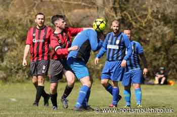 Rowner Rovers stun title favourites Carberry to record greatest win of their Mid-Solent League history - Portsmouth News