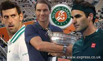 Rafael Nadal problem offers Novak Djokovic and Roger Federer real French Open hope - Express